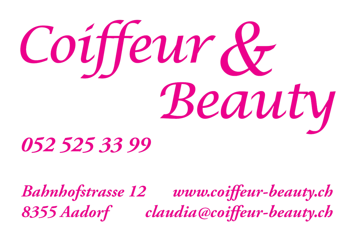 Coiffeuse - Coiffeur & Beauty in Aadorf